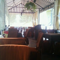 Photo taken at La Petite France by Julie O. on 8/24/2012