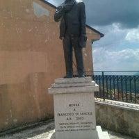 Photo taken at Castello Biondi by Otello C. on 5/27/2012