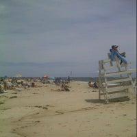 Photo Taken At Ponquogue Beach By Lori L On 7 21 2012