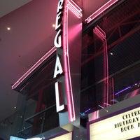 Photo taken at Regal Cinemas Citrus Park 20 by Manuela O. on 8/22/2012