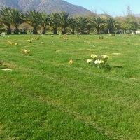 Foto tirada no(a) Cementerio Parque del Recuerdo Cordillera por Nicolas V. em 7/8/2012