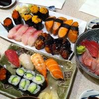 Photo taken at Ino Sushi by Thanya P. on 3/10/2012