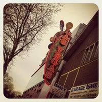 Photo taken at Garage Katendrecht by Gabi H. on 4/20/2012