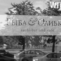 Photo taken at Fish & Olives by Максим С. on 8/21/2012