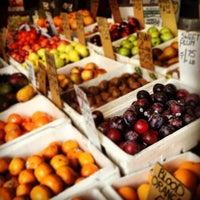 Photo taken at Italian Market by Jake K. on 4/1/2012