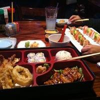 Photo taken at Fujiyama Sushi & Yakitori Bar by Luis E S. on 2/5/2012