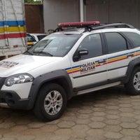 Photo taken at Policia Militar by Eduardo A. on 5/14/2012