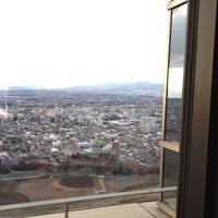 2/9/2012にhyouchannが群馬県庁舎 展望ホールで撮った写真
