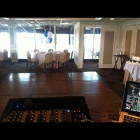 Photo taken at The Oyster Point Hotel by DJ Marshall Moore E. on 6/24/2012