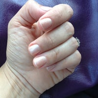 Photo taken at Happiness Nails and Spa by Sugar J. on 4/26/2012