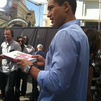 Photo taken at ExtraTV at The Grove by Timothy H. on 4/27/2012
