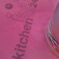 Photo taken at kitchen24 by Darren S. on 5/24/2012