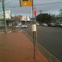 Photo taken at Bus Stop 211417 by Tengu T. on 8/17/2012