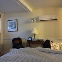 Photo taken at Oak Bluffs Inn by Genghis-Khan E. on 8/9/2012