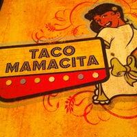 Photo taken at Taco Mamacita by David J. on 6/25/2012