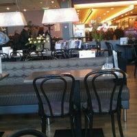 Photo taken at Brasserie Zuidplein by Willem L. on 2/25/2012