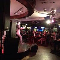 Photo taken at Hard Rock Cafe Bogota by Alvaro Andres M. on 9/13/2012