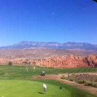 Photo taken at Sky Mountain Golf Course by Ryan M. on 6/17/2012