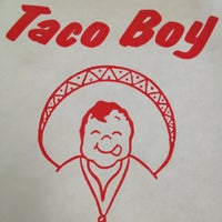 Photo taken at Taco Boy by Matt S. on 3/21/2012