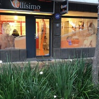 Photo taken at Vellísimo Center Condesa by Marls F. on 6/16/2012