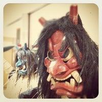 Photo taken at Akita Station by Makoto T. on 2/21/2012