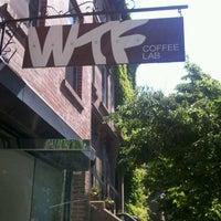 Снимок сделан в WTF Coffee Lab пользователем Joe M. 5/20/2012