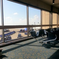 Photo taken at Lubbock Preston Smith International Airport (LBB) by Matthew A. on 8/26/2012