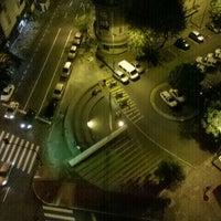 Photo taken at Praça Afonso Arinos by Ana Rosa D. on 6/10/2012