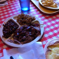 Photo taken at Dickey's Barbecue Pit by Brian K. on 5/20/2012