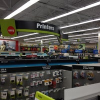 Photo taken at Staples by Allen H. on 5/26/2012