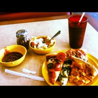 Photo taken at Cicis by Paulina R. on 5/4/2012