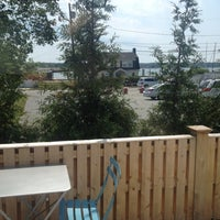 Photo taken at Beach Plum Cafe by William B. on 7/1/2012