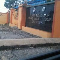 Photo taken at Bus Stop Risda Marang by Firdaus M. on 4/6/2012
