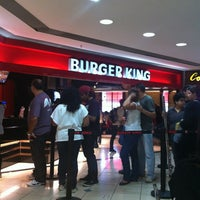 Photo taken at Burger King by Luanna A. on 7/7/2012
