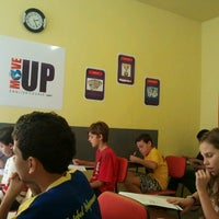 Photo taken at Move Up English Course by Gisele S. on 7/10/2012