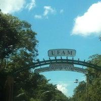 Das Foto wurde bei UFAM - Universidade Federal do Amazonas von Valdete S. am 5/17/2012 aufgenommen