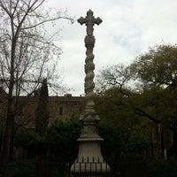 Das Foto wurde bei Jardins de Rubió i Lluch von JP R. am 4/4/2012 aufgenommen