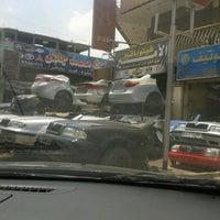 Photo taken at Al Herafeyeen by Omar F. on 7/9/2012