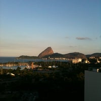 Photo taken at Atlântico Business Hotel by Gabriel Portela d. on 6/13/2012