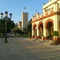 Photo taken at Hacienda montecarmelo by ivan r. on 9/8/2012