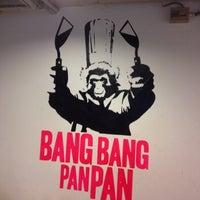 Photo taken at Bang Bang Pan Pan by Douglas B. on 5/8/2012