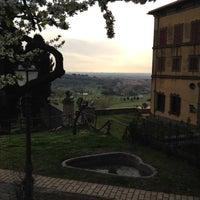 Photo taken at Golf Club Castel Gandolfo by Marco L. on 3/21/2012