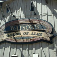 Photo taken at Watson's House of Ale's by Terry K. on 4/21/2012