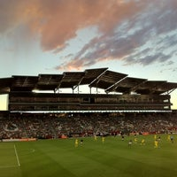 Photo taken at Dick's Sporting Goods Park by Scott R. on 4/1/2012