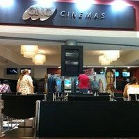 Photo taken at GNC Cinemas by Kleber C. on 4/22/2012