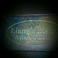 Photo taken at Liang's Bistro by Ashley D. on 6/9/2012