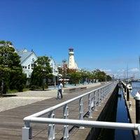 Photo taken at Mitsui Outlet Park Yokohama Bayside by Seiji T. on 8/5/2012