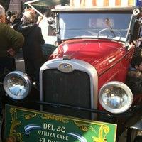 Photo taken at Feria de Mataderos by Natan A. on 5/17/2012