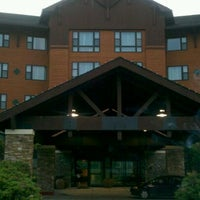 Photo taken at Rocky Gap Casino Resort by El R. on 5/26/2012