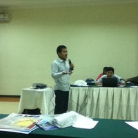 Photo taken at Anjasmara Room SAHID Hotel by satria a. on 8/4/2012